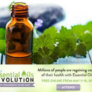 Essential Oils Revolution FREE online event , May 11-18, 2015. No brand affiliation - just great information on essential oils from top experts in the field! | Back To The Book Nutrition